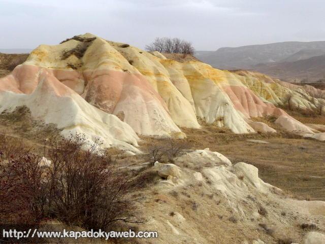 Kapadokya Renkleri