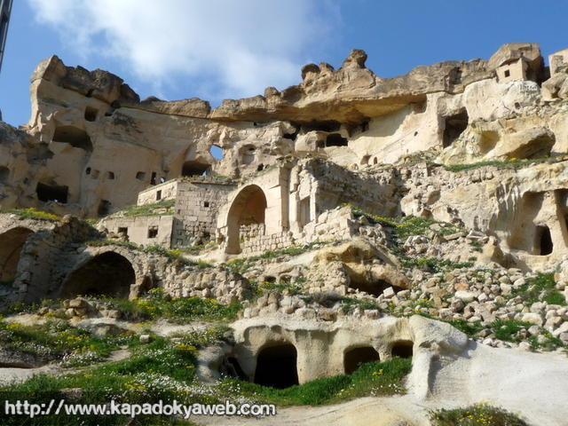 Peri Bacası Köyü