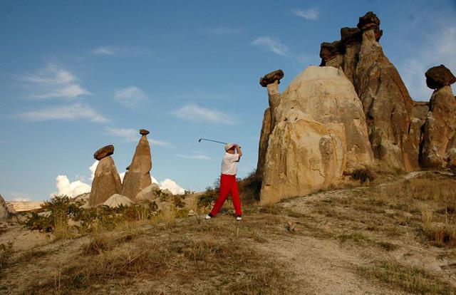 Kapadokya Crossgolf